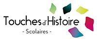 Scolaires – Touches d'Histoire Logo